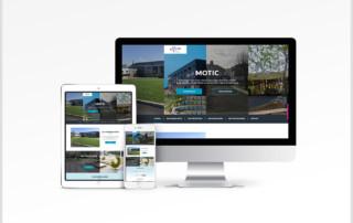 MOTIC Refonte MOTIC Nv Site
